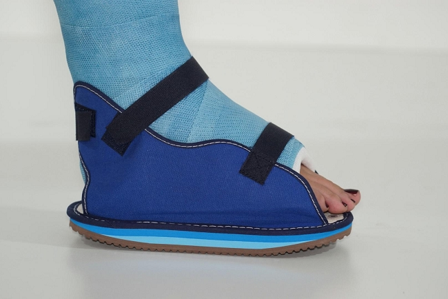 cast shoes rubber walking cast heels