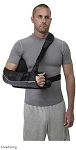 sling and swathe shoulder immobilizer instructions